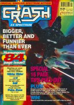 CRASH 98 cover