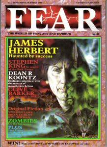 Fear 2, September/October 1988