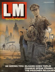 LM Issue 1, February 1987, inner cover