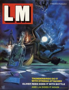 LM Issue 2, March 1987, inner cover