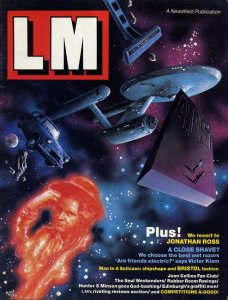LM Issue 3, April 1987, inner cover