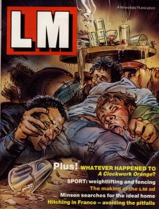 LM Issue 4, May 1987, inner cover